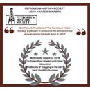 Petroleum Historical Society Award